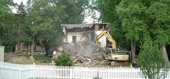 Demolition - House Demolition - Commercial Demolition - Residential Demolition | Power Plus Excavating