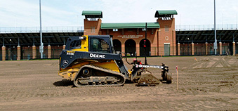 Professional Grading & Earth Work Services in Ohio serving the Midwest America | Power Plus Excavating