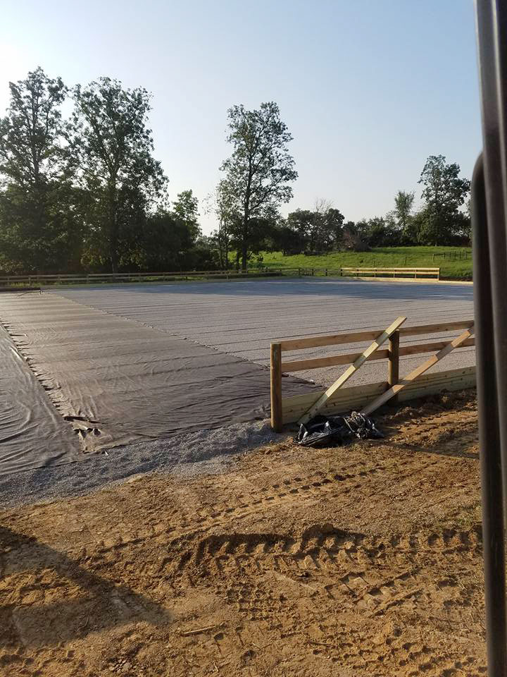 Horse Arena Installation and Construction | Power Plus