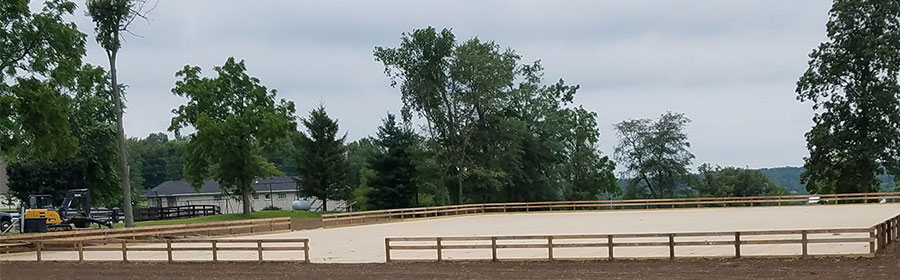 Best Horse Arena Installation and Construction Services out of Columbus, Ohio | Power Plus Excavating