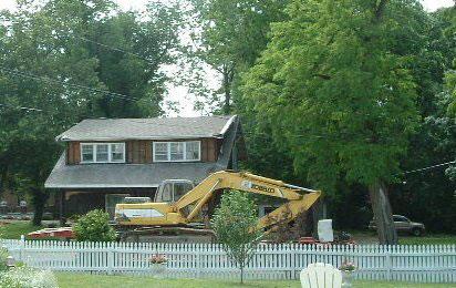 House Demolition - Demolition Services | Demolition in Columbus, Ohio | Power Plus Excavating