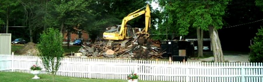 Professional Demolition Services in Columbus, Ohio | Power Plus Excavating
